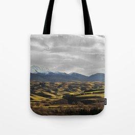 Central Otago in Winter Tote Bag