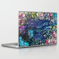 the 100 Laptop & iPad Skins featuring Abstract 100 by  Agostino Lo Coco