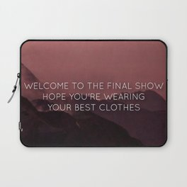 Harry Styles - Sign of the times Laptop Sleeve