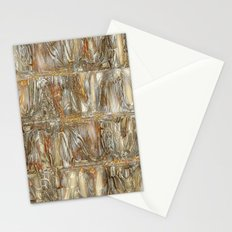 Abstract raw colors movement design Stationery Cards