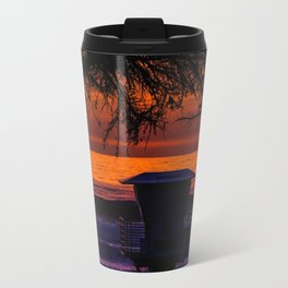 Tower 16 Sunset Travel Mug