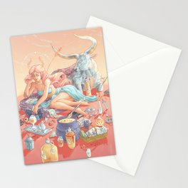 Mead Moon Stationery Cards