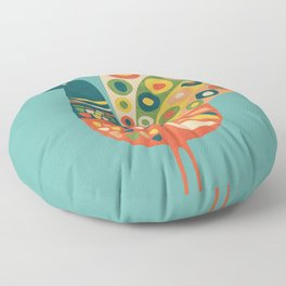 Century Hen Floor Pillow