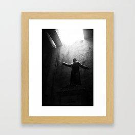 Il Monacone Framed Art Print