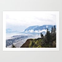 giants Art Prints featuring Giants.  by jtrend_