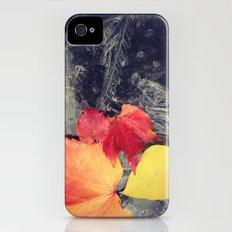 Autumn Breath Slim Case iPhone (4, 4s)