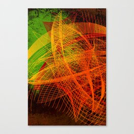 String Theory 02 Canvas Print