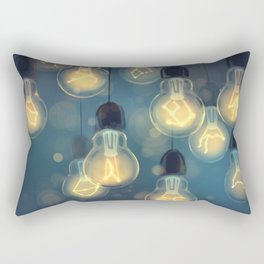 constellation lights Rectangular Pillow