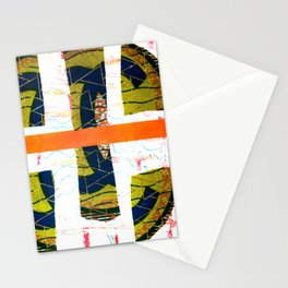 funky tape 2 Stationery Cards