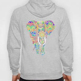 Not a circus elephant Hoody