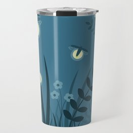 Night Lights Travel Mug