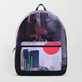 Strange Mornings Backpack