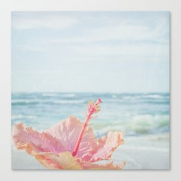 The Blue Dawn Canvas Print