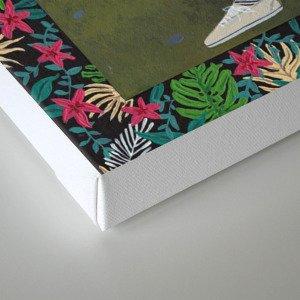 Magnum / Hawaii Canvas Print