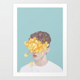 WILD Album Cover (Recreation) Art Print