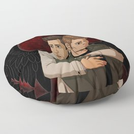 Through It All Floor Pillow