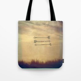 Wispy Way Tote Bag