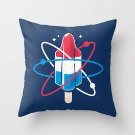 Pop Science Throw Pillow
