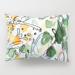 Coral reefs Pillow Sham