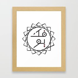 F*** You 2.0 Framed Art Print