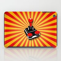 gaming iPad Cases featuring Retro Gaming by MaNia Creations