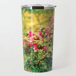 Azalea blooming Travel Mug