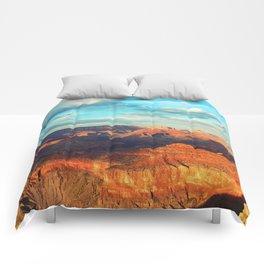 Grand Canyon - National Park, USA, America Comforters