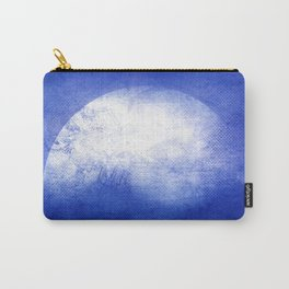 Circle Composition V Carry-All Pouch