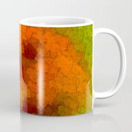 Plumy funny head ... Coffee Mug