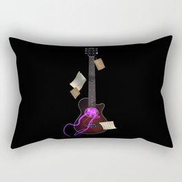 My Guitar Rectangular Pillow
