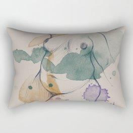 Selflove II Rectangular Pillow