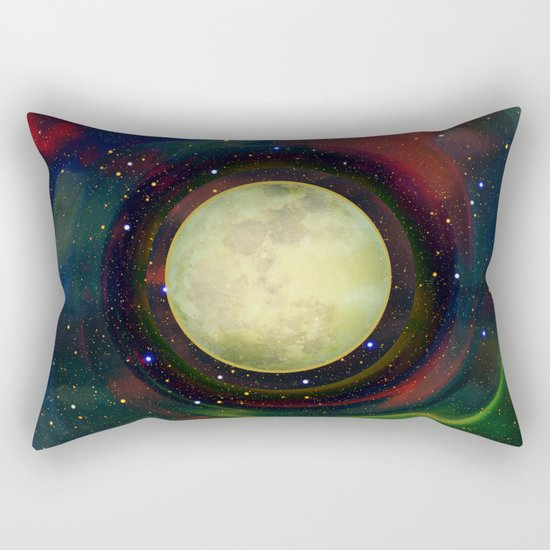 Fabulous Moon Rectangular Pillow
