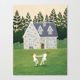 Good Times Canvas Print