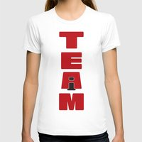 team fortress T-shirts featuring TEAM by Steel Graphics