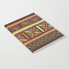 Sunset african roots Notebook