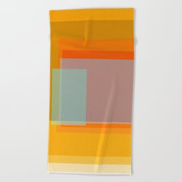 Glass Beach Towel