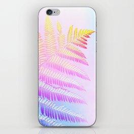 Hello Candy Fern! #foliage #homedecor #lifestyle iPhone Skin