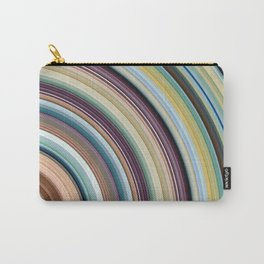 Colorful Planetary Rings Carry-All Pouch