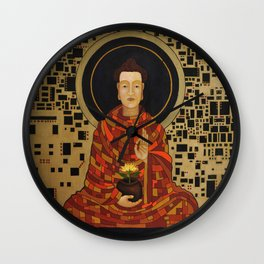 Alchemical Mind  Wall Clock