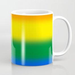 Rainbow Gradient Coffee Mug