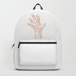 Hand study Backpack