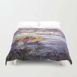 Hunters Duvet Cover