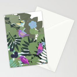 Secret Garden Stationery Cards