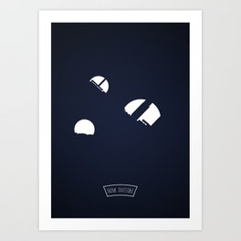 T.....C Art Print