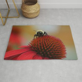 Bee at Work Rug