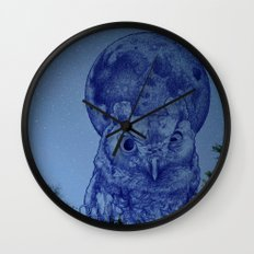While everyone sleeps Wall Clock