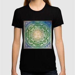 Metta Mandala, Loving Kindness Meditation T-shirt