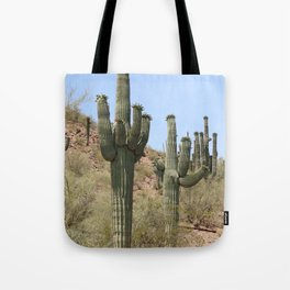 A Cacti in the Desert Tote Bag
