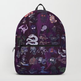 Cryptids of North America Backpack