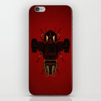 firefly iPhone & iPod Skins featuring Firefly by Danny Haas